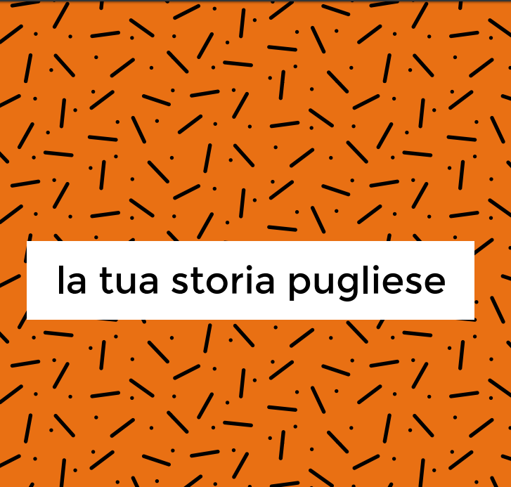 Your Apulian Story