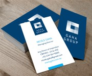 gaha group bcards