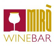 Logo per MIRO' WINE BAR