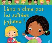 Lena n'aime pas les soirèe pyjama, FLEURUS , Dania Florino