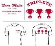 T-SHIRT-TRIPLETE