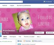 Pagina Facebook Primidentini