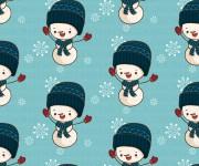 Snowman-hug-pattern-creat