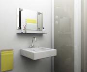 ristrutturazione casina - camera volontari bagno