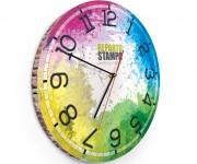 orologio in cartone personalizzabile
