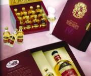 Etichetta Packaging (Grappa Moscato - Pietro Mazzetti)