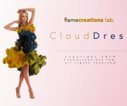 Progetto: Cloud Dress di Flame Creations LAB