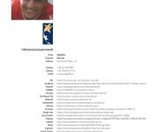 Curriculum Vitae Europeo SC