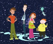 life from outer space
