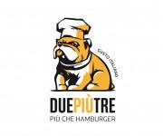 Due Più Tre Logo
