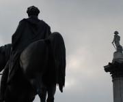 Statua di Nelson - Trafalgar Square