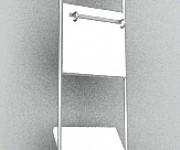 Flyflot - display rack