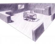 sketch - cucina 1