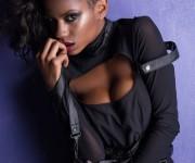 Modella di colore, Perla nera,