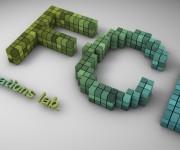 Progetto Font: FCL Cubi