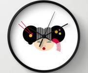 Wall Clock | Japanese Style