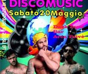 DISCO MUSIC giugno da cambiare