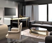 e-architettura HOME STUDIO 105 rendering
