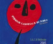 STORICO CARNEVALE IVREA 2005 - CONTEST