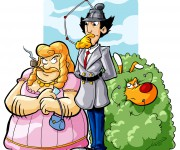 Gadget and Quimby