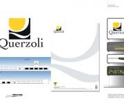 querzoli immagine coordinata grafica insegne