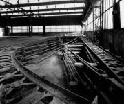 L'ex acciaieria Falck a Sesto San Giovanni, meravigliosa Pompei dell'era industriale, una delle ultime cattedrali del lavoro