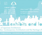 +&+ Exhibits and Lounge Turin, Tokyo - Italy, Japan