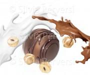 pralina al cioccolato