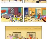 storyboard mondo convenienza