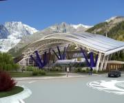 Impianti di risalita Monte Bianco