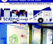 INFOBUS per Agenzia Torino 2006