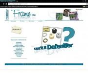 Home page sito Fabbro Frame di Fratelli Mennea