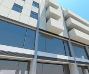 rendering 3d - edificio residenziale - Lecce Centro