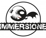 Logo associazione musicale IMMERSIONE