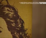Lampada serie Tattoo - in vendita presso The Sign - Genova