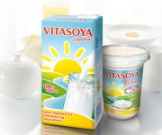 PACKAGING SOYADRINK E YOGURT VITASOYA