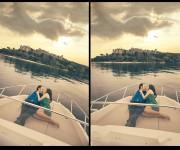 Raddrizzare una foto digitale con photoshop