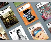 Alcune copertine per il magazine