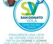 POSTER SAN DONATO VOLA 2