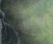 macaco dal ciuffo nero