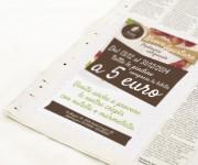 Piadineria Sole Luna Newspaper