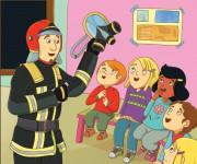 Die Feuerwehr kommt!