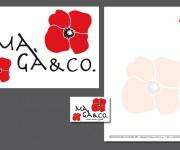MAGA' & Co borse ed accessori in pelle: Marchio ed immagine coordinata
