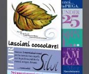 SILVI PARRUCCHIERE CENTRO ESTETICO: flyer promozionale, art e copy