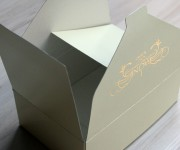 Packaging Bacini Alassio