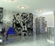 shop design - store LaRare 1
