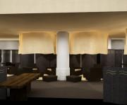 Monaco SPA Event - lounge studies
