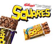 KELLOGG'S SQUARES- Restyling del Packaging Inglese al mercato italiano(con aggiunta di flash promozionali)