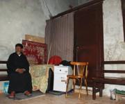Custode di una chiesa nella Via Crucis - Gerusalemme