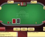 4AssiPoker - tavola da gioco